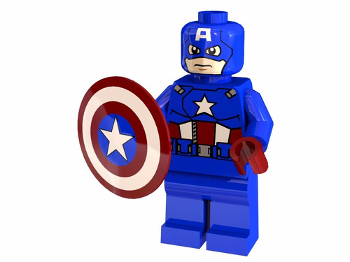 kit displays lego herois 8 peças + painel 1,40 x 1,00 mdf.