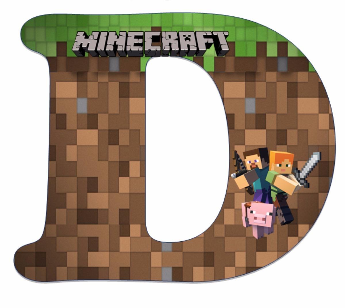 Kit Displays Minecraft Authentic 16 Pecas Totens Envio 48h R