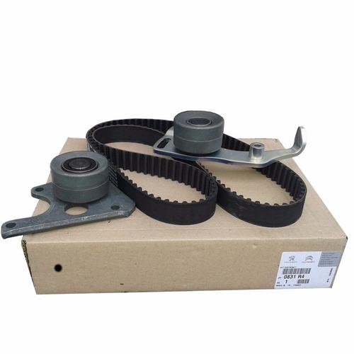 kit distribucion 100% original peugeot 306 1.9 turbo diesel