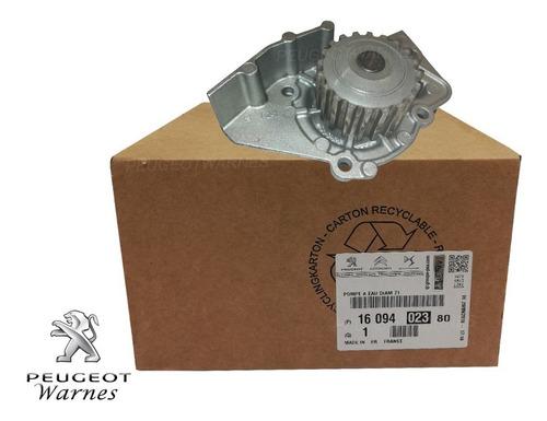 kit distribucion + bomba 100% original peugeot 307 2.0 hdi