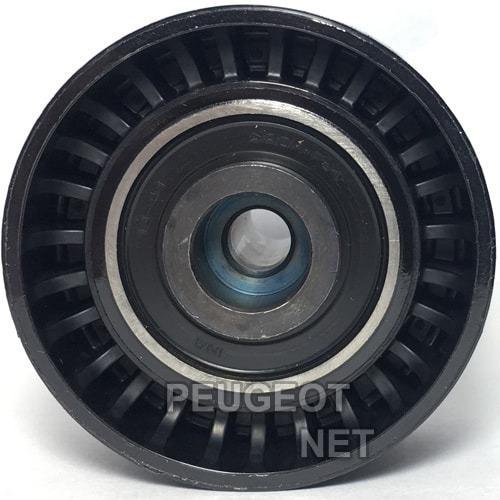 kit distribucion + bomba original p/ peugeot 206 1.6 16v