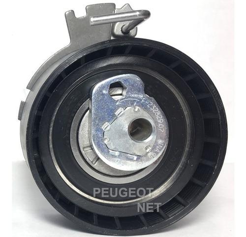 kit distribucion + bomba original p/ peugeot 207 1.6 16v
