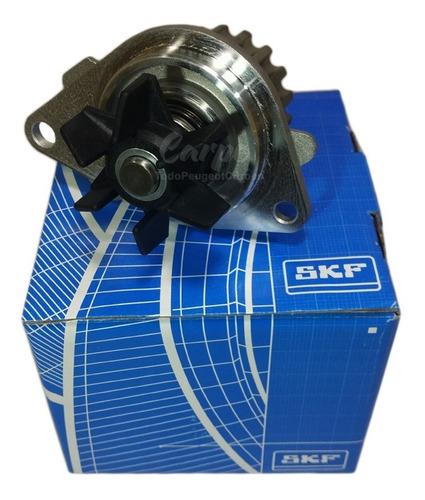 kit distribucion + bomba skf + poly v peugeot 207 1.4 nafta