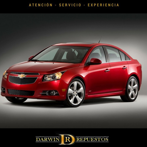 kit distribucion chevrolet  cruze tracker  1.8 16v original