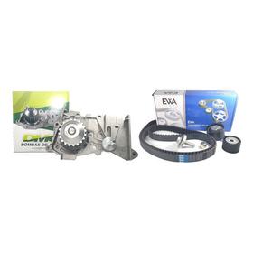Kit Distribucion K4m + Bomba Agua Clio 2 Kangoo 1.6 16v