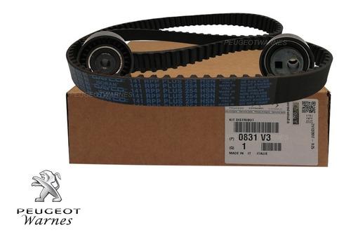 kit distribucion original peugeot 206 - 207 - 307 hdi 2.0