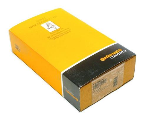 kit distribucion pointer 2004 4 cil 1.8 contitech tb260k1