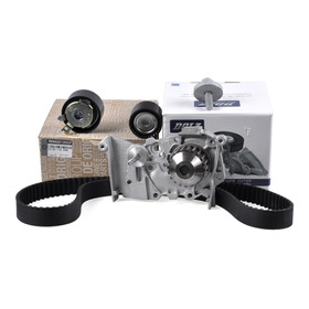 Kit Distribucion Renault Motor K4m 1.6 16v + Bomba Agua Dolz