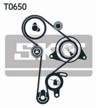 kit distribución skf seat toledo 1.9 tdi diesel | 96-00