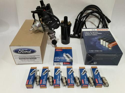 kit distribuidor electrónico ford falcon f100 fairl 6 cil