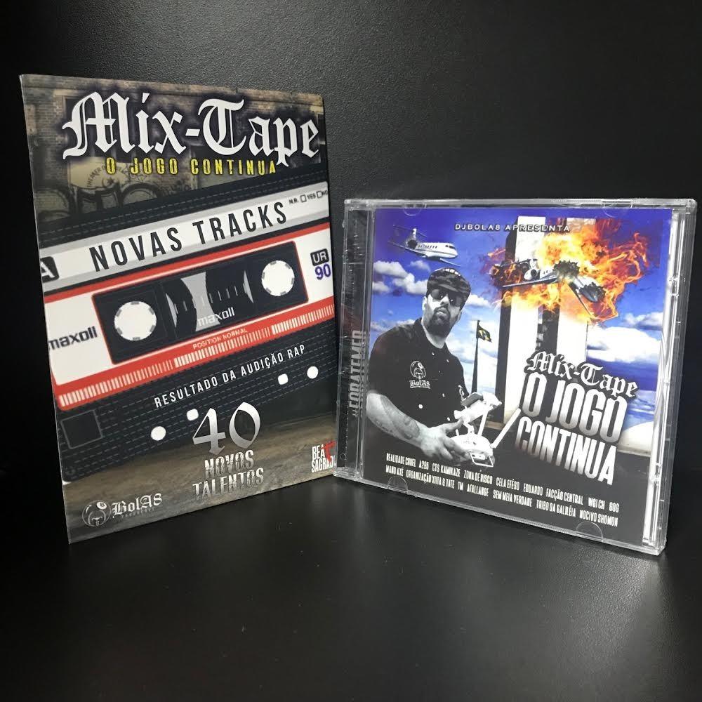 Kit Dj Bola 8 Realidade Cruel Mixtape O Jogo Rap Nacional - R  40 6310380d6c4