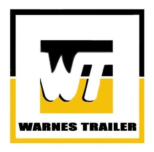 kit doble eje trailer 1300 kg cuotas sin interes kit 33