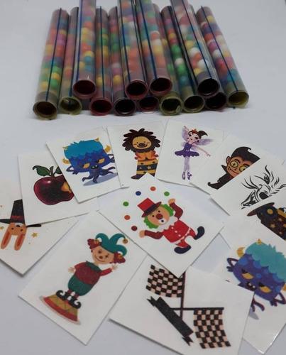 kit doce infantil e tattoo diversos! promoção!!!!