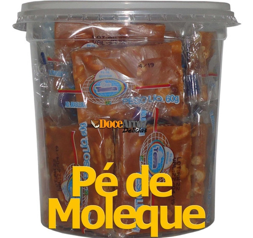kit doce para festa - doce caipira cocada pacoca pe de moleq