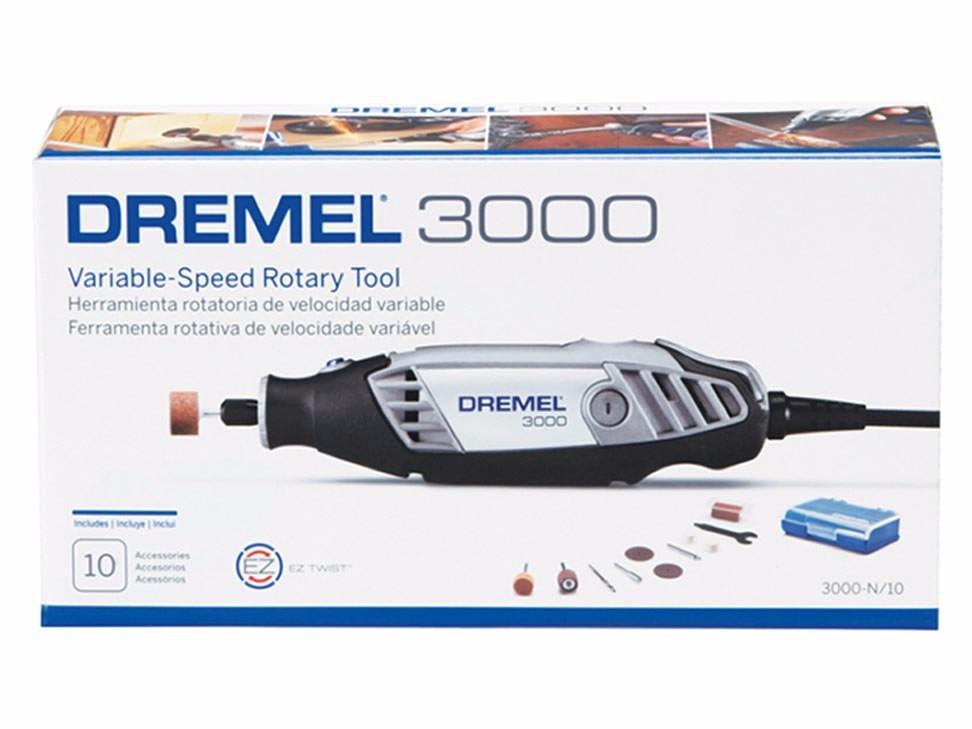 Kit dremel 3000 10 acc 180 accesorios env o gratis for Dremel 3000 accesorios
