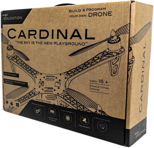 kit dron cardinal f450