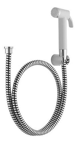 kit ducha higiénica tipo pistola con flexible para bidet