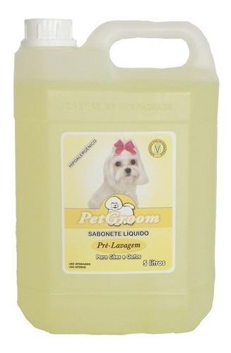 kit duda rose shampoo 5l+condicionador5l+pre lavagem 5l