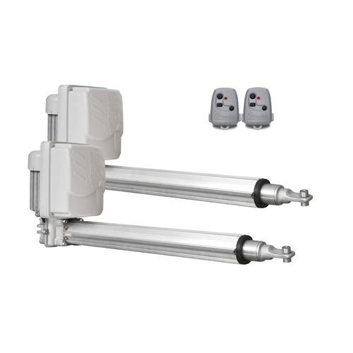 kit duplo motor pivotante eletrônico super  golden peccinin