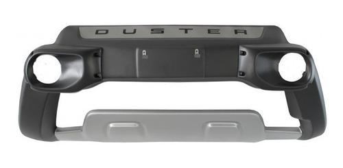 kit duster 2016 overbumper bumper + alargador + kit milha