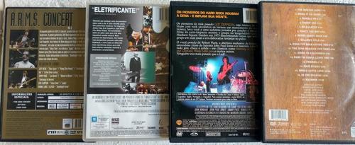kit dvds led zeppelin jimmy page robert plant