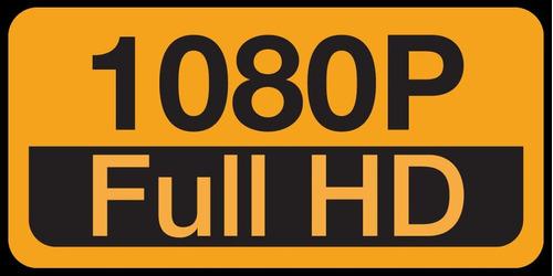 kit dvr 5x1 full hd 1080p luxvision 8 canais + hd video 1tb