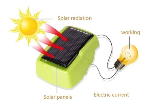 kit educacional robo solar brinquedo de montar 3em1 robotica