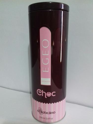kit egeo dolce+egeo choc+egeo provoque o boticario