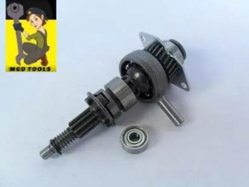 kit eixo completo +  rotor martelete makita hr 2470