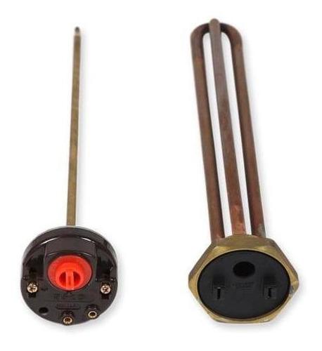 kit eléctrico / resistencia y termostato 1500 watts