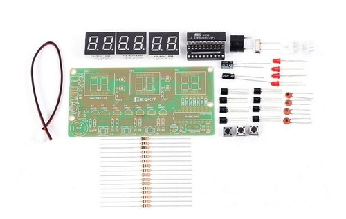 kit eletronica  relogio para montar
