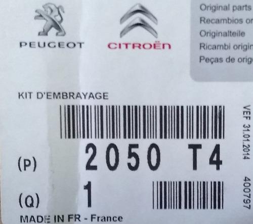 kit embrague peugeot 205 - 306 - 405 - 605