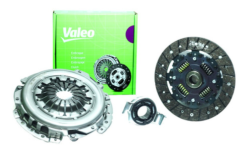 kit embrague valeo fiat siena 1.4i 8v, 1.3i 16v fire