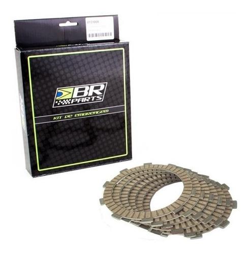 kit embreagem br parts  - kxf 250 + rmz 250