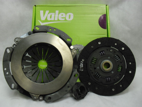 kit embreagem clio 1.6 16v original valeo 228102