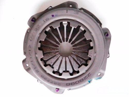kit embreagem clio hatch 10 16v hi-flex 2010 2011 2012 valeo