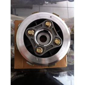 Kit Embreagem Completo Titan 150 /broz 150 E Fan125 09