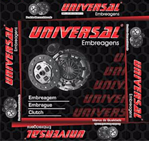 kit embreagem fiesta 1.0 1.6 supercharger 02 03 04 05 06 07