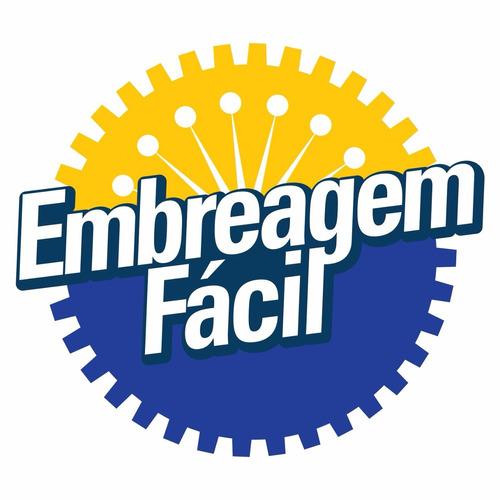 kit embreagem gol furgão 1.6 90 91 92 93 94 sachs 100% novo