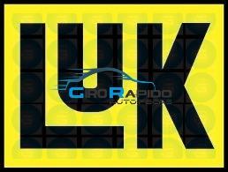 kit embreagem gol/voyage/polo/fox/golf 1.6 luk--