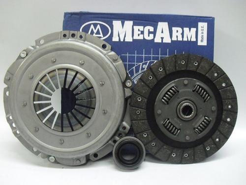 kit embreagem kia cerato 1.6 2004 em diante mecarm mk10070