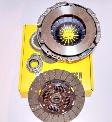 kit embreagem mitsubishi l200 triton 3.2 diesel ano 08/15
