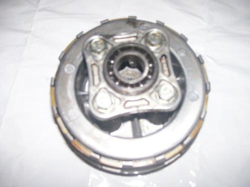 kit embreagem partida elétrica original honda cg 150 04 à 08