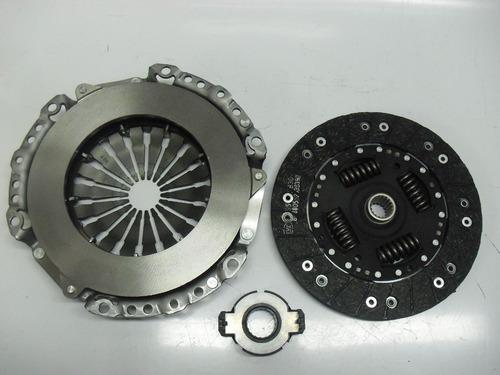 kit embreagem peugeot 206 1.4 8v original luk 620308400