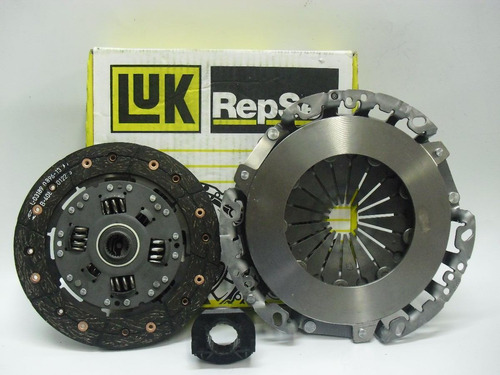 kit embreagem renault clio 1.6 8v ( 00 até 08) luk 620304100