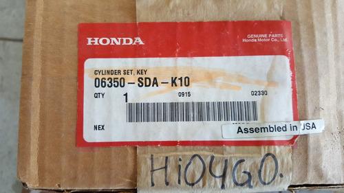 kit encendido con llaves honda accord 2007 (06350-sda-k10)