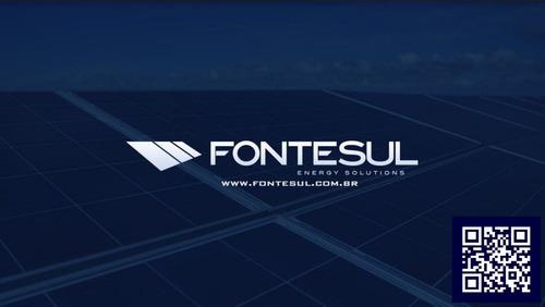 kit energia solar fotovoltaico conexão rede weg frete grátis