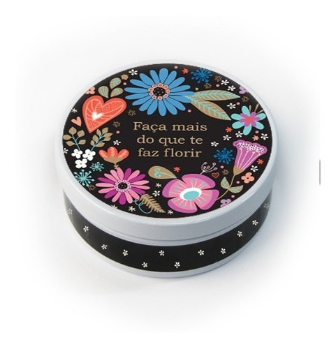 kit escolar florido - c27 - fiore - fina ideia