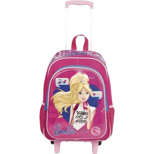 d9167b1f4 Kit Escolar Infantil Mochila Barbie 17 X Sestini Tamanho G - R$ 214 ...