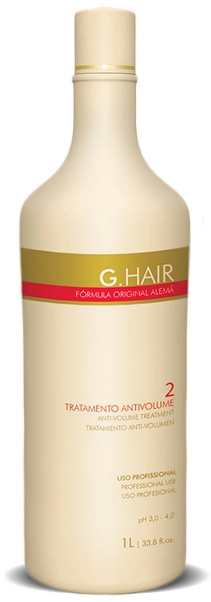 cf5f5a52d Kit Escova Alemã Progressiva G-hair (3 X 1 Lt) - R$ 199,00 em ...